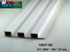 Gỗ Nhựa Ốp Tường Trần - TN
